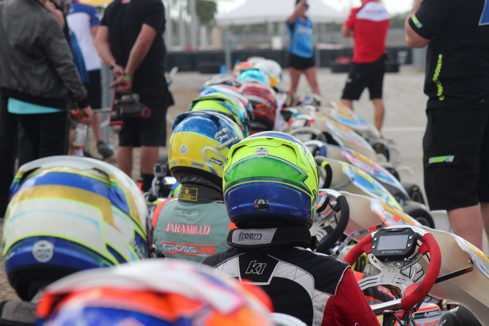 WINTER SERIES REUNIUED 240 PILOTS AT KARTÓDROMO AMR MOTORFLEX BY MG TIRES IN MIAMI
