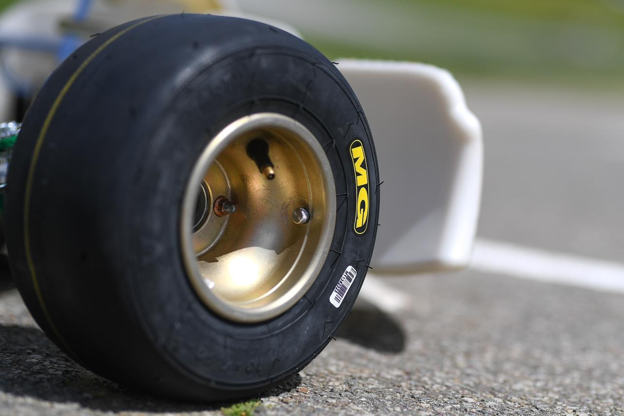 MG TIRES IS PRAISEED BY FIA KARTING AFTER THE 2ND ROUND OF THE EUROPEAN CHAMPIONSHIP IN FRANCE