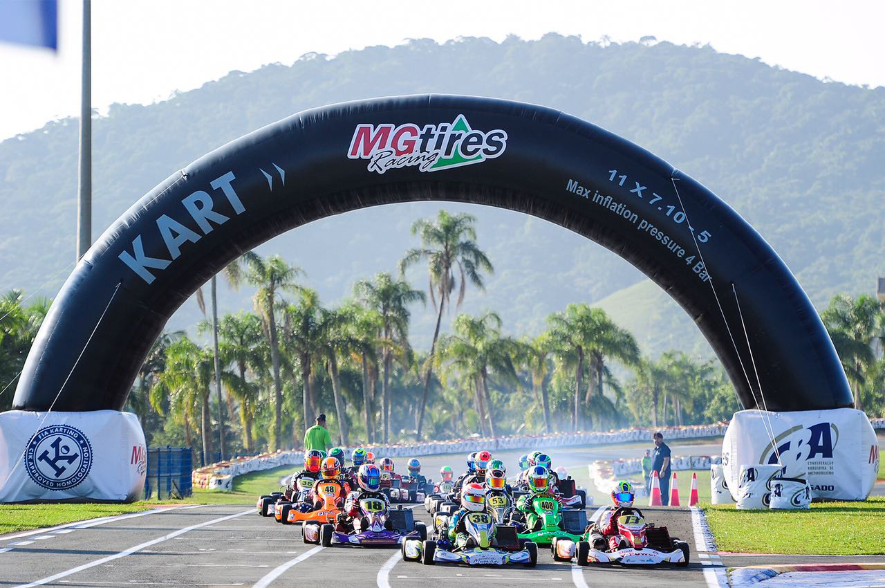 MG TIRES MAINTAINS STRUCTURE IN KARTÓDROMO BETO CARRERO FOR THE DISPUTE OF THE 2ND PHASE OF THE BRAZILIAN CHAMPIONSHIP