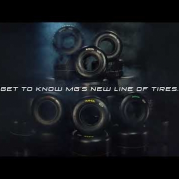 MGtires new line 2020 promo