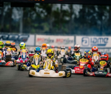 MG TIRES FULFILLED ITS PERFECT ROLE IN THE SOUTH AMERICAN KART CHAMPIONSHIP