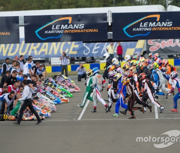 MG TIRES WILL PROVIDE TIRES FOR THE 24 HOURS OF LE MANS CIK / FIA