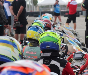 WINTER SERIES REUNIDO 240 PILOTOS EN KARTÓDROMO AMR MOTORFLEX BY MG TIRES EN MIAMI