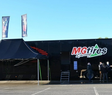 MGTIRES STARTED SEASON AT SKUSA WINTER SERIES IN UNITED STATES